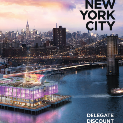 Use the Delegate Discount Pass for savings at top NYC destinations!