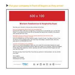 EXCLUSIVE WELCOME EMAIL - $5,000-- SOLD!