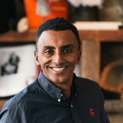 Marcus Samuelsson, Award-Winning Chef, Restaurateur, Author and TV Personality